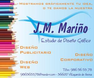 Estudio Diseno Grafico J.M. Marino Vilagarcia de Arousa